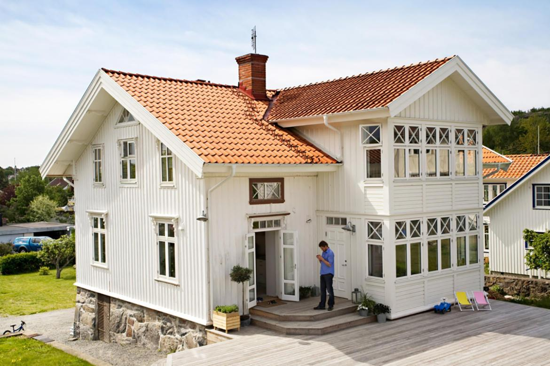 Värmepump till villa i Kalmar län