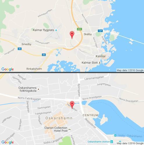 Hitta till Värme & Kylteknik i Kalmar och Oskarshamn
