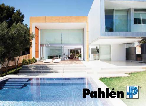 Poolutrustning från Pahlén